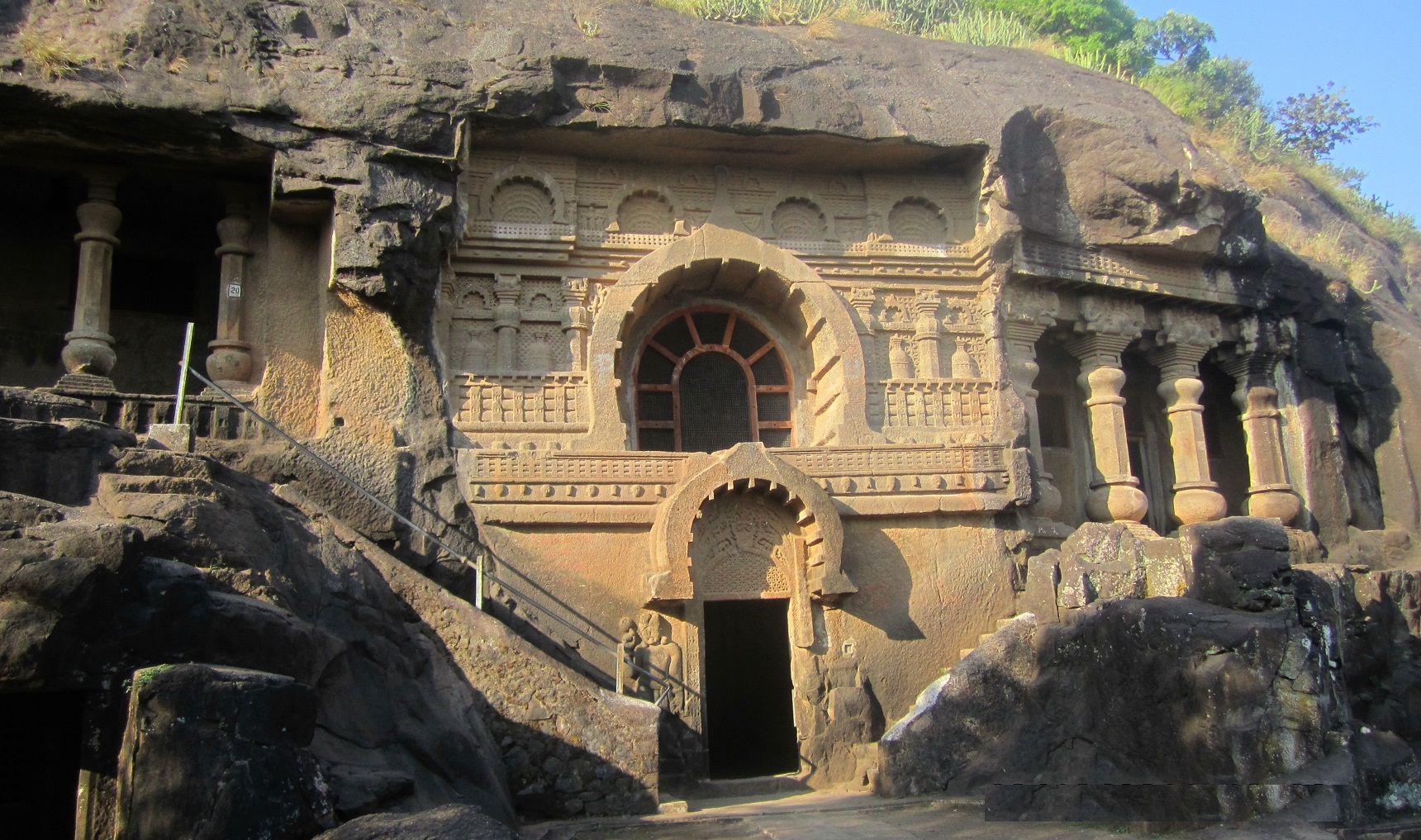 Pandavleni Caves, Nashik