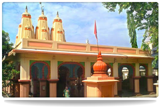 Shree Laxmi Narayan Temple, Tapovan