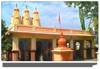 Shree Laxmi Narayan Temple, Tapovan