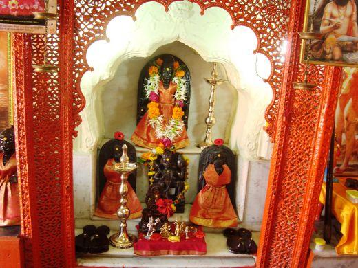 Ramdas Swami's ashram, Takli