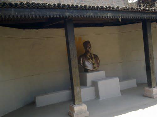 Veer Savarkar Smarak, Bhagur