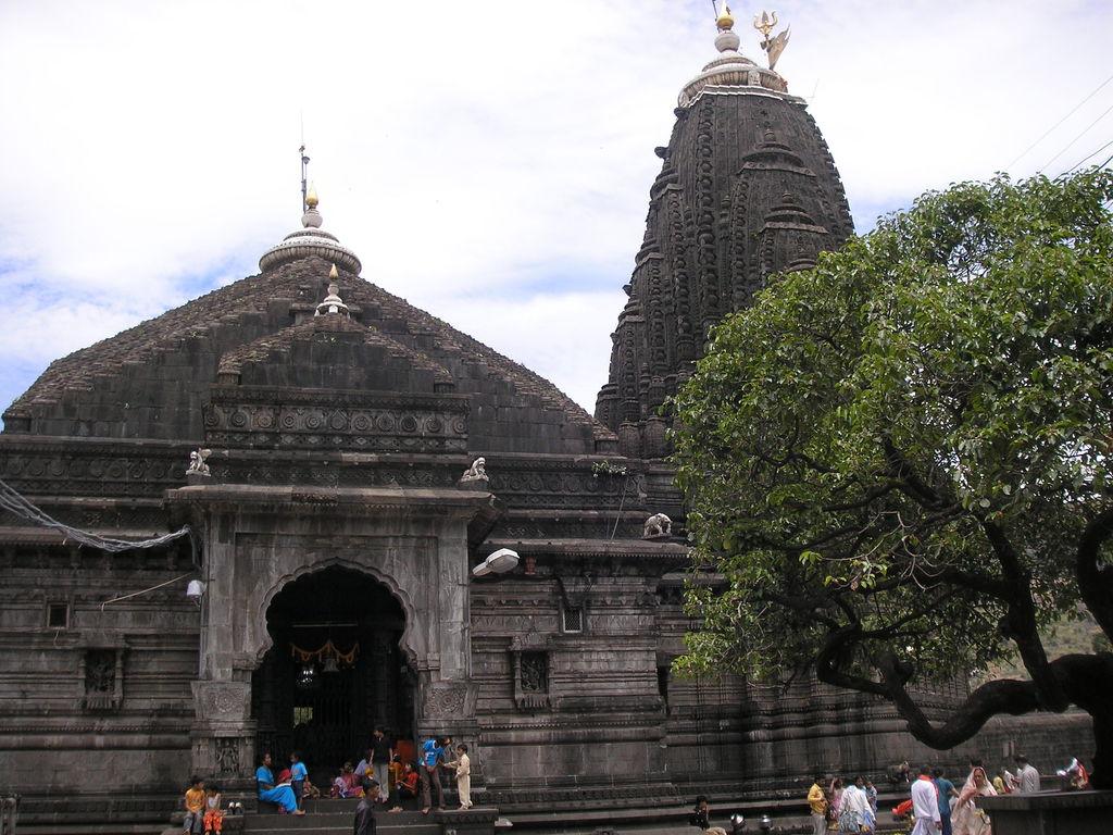 Trimbakeshwar Temple, Nashik