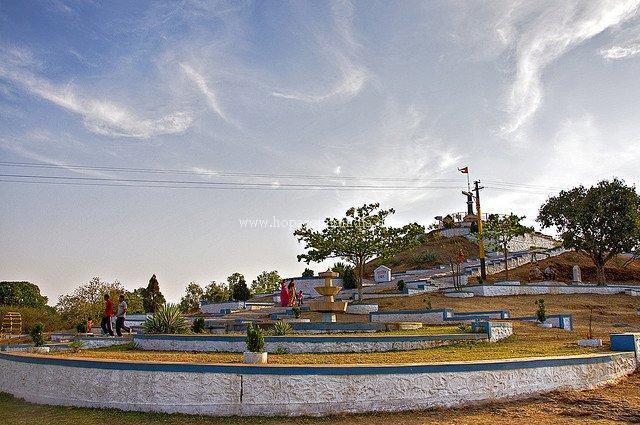 Khandobachi Tekadi, Deolali